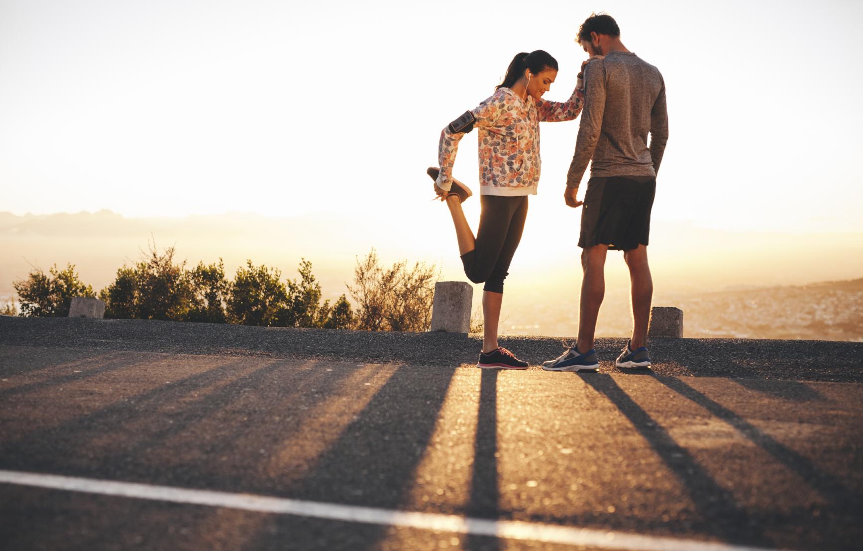 El ejercicio físico ayuda a reducir el estrés