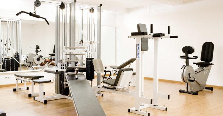 El gimnasio puede ser tu mayor aliado si tu objetivo es dejar de ser fofisano (PRINSOTEL HOTELS - Flickr)