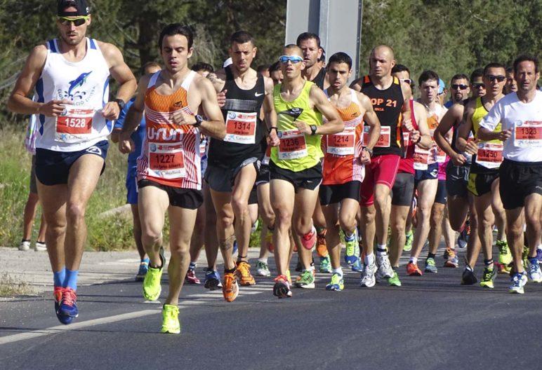 Las maratones son el objetivo de todo runner (Ibiza Media Maratón, Flickr)