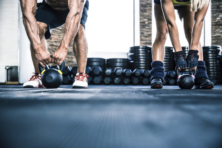 Hay que mezclar ejercicios puros de musculación con otras disciplinas (iStock)
