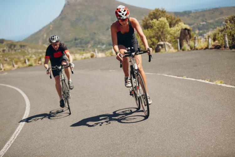 Los de montaña son los triatlones de verano más espectaculares (iStock)