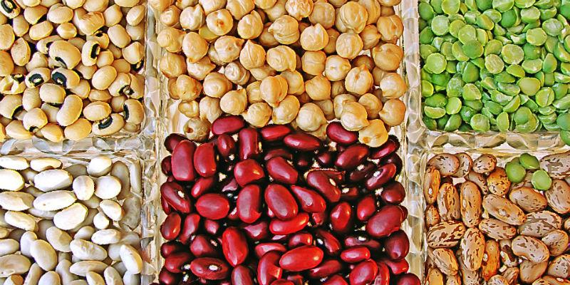 Las legumbres también forman parte de la dieta macrobiótica (Pixabay)