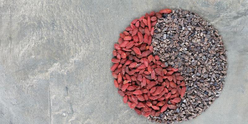 La dieta macrobiótica se basa en el Ying y el Yang (iStock)