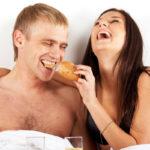 ¿Qué comer después del sexo?