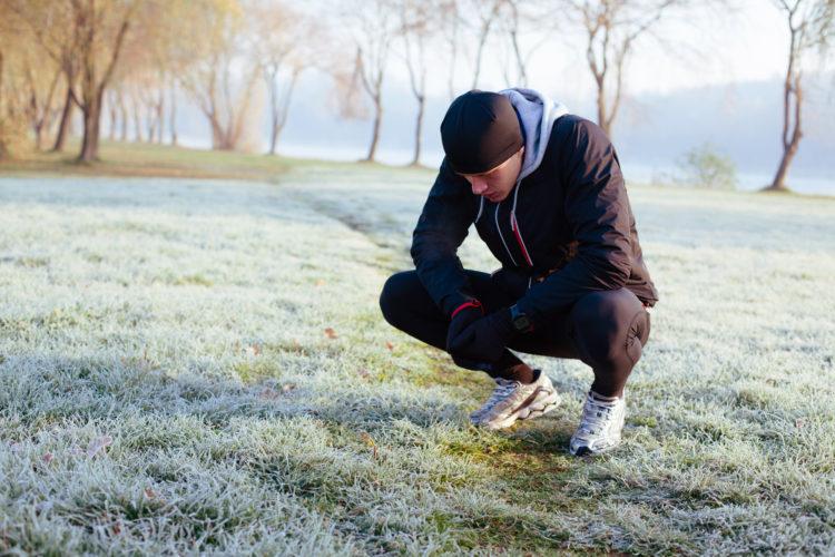 Hacer una buena respiración mientras corres es primordial para aguantar más (iStock)