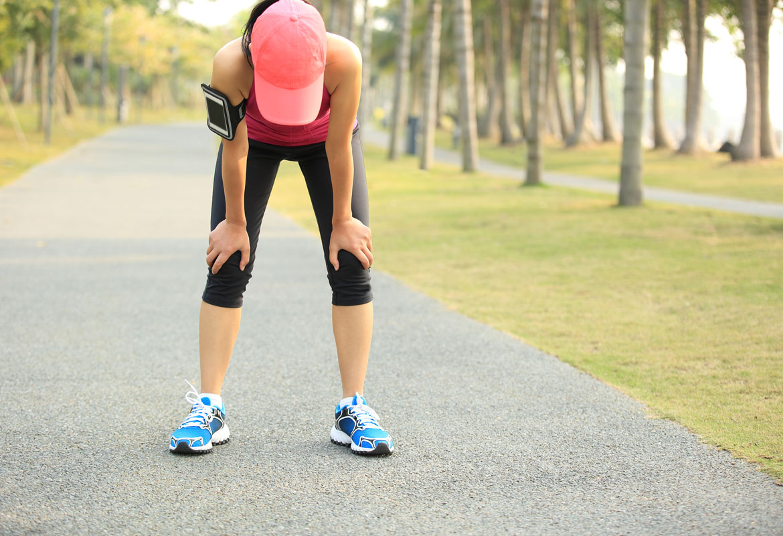 Si no controlas la respiración mientras corres te terminarás parando (iStock)