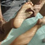 4 masajes que puedes darte tu mismo en los pies después del running