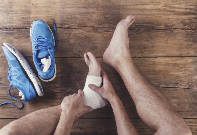 Fascitis del runner (iStock)