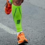 El tipo de calcetín para practicar running en verano
