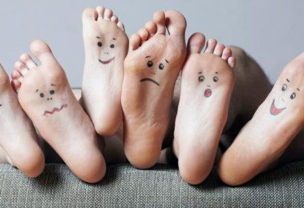 Salud envidiable de pies (iStock)