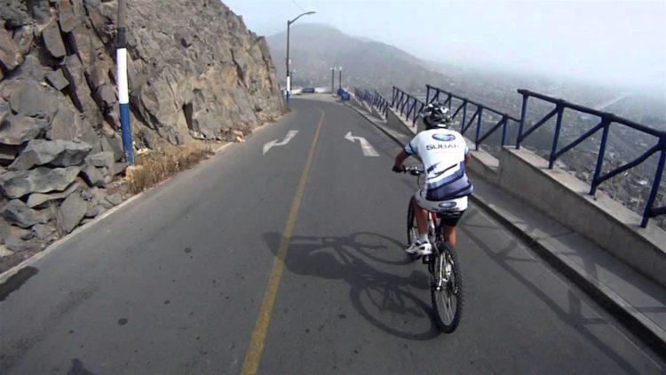 El ciclismo es un buen deporte para quemara grasas