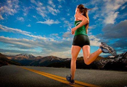 Hay que hacer, como mínimo, 40 minutos de ejercicio para quemar grasa (iStock)