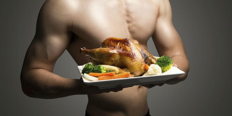 La base de la dieta del héroe está en alimentos ricos en proteína (iStock)