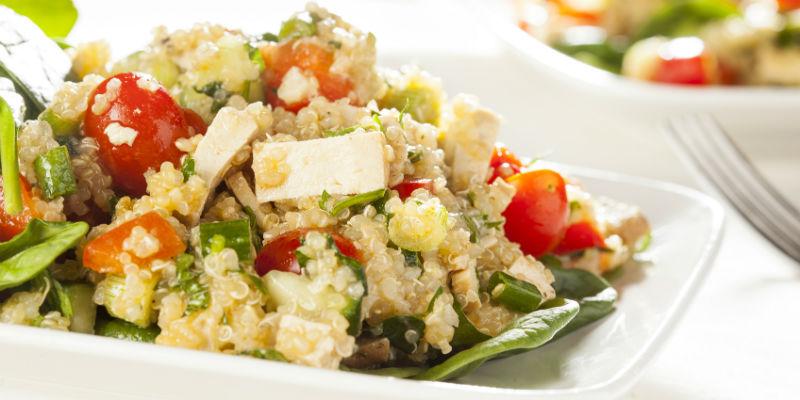 La quinoa contiene más contenido en fibra que el resto de granos (iStock)