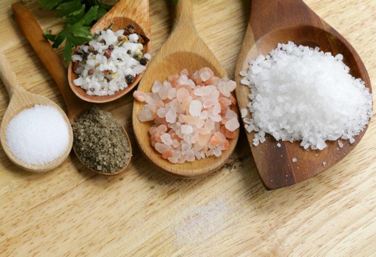 Los tipos de sal más saludables (iStock)