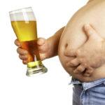Tipos de barriga cervecera. ¿Cuál es el tuyo?
