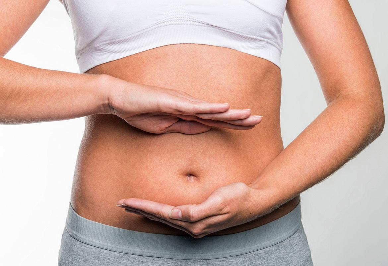 El abdomen está entre el tórax y la pelvis (iStock)