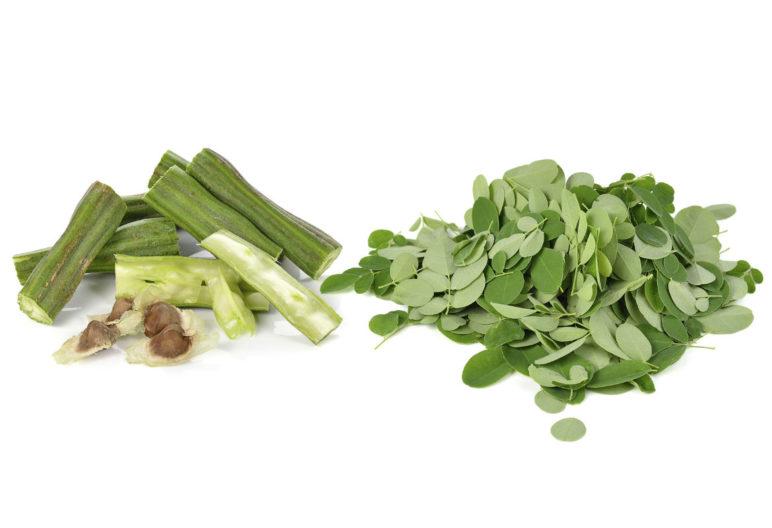 De la planta de la moringa se aprovecha todo, desde la raíz hasta las flores (iStock)De la planta de la moringa se aprovecha todo, desde la raíz hasta las flores (iStock)