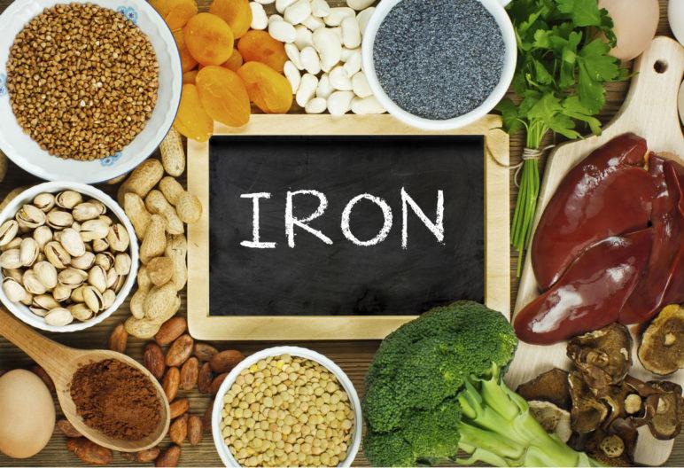 Los alimentos con más hierro para evitar anemia u otras enfermedades (iStock)