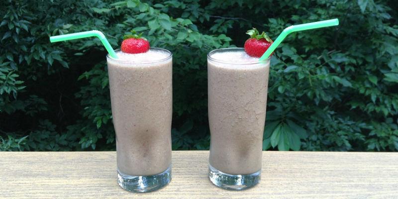 Los batidos aportan un número de calorías no superior a las 150 y son una fuente de vitaminas deliciosa (PIxabay)