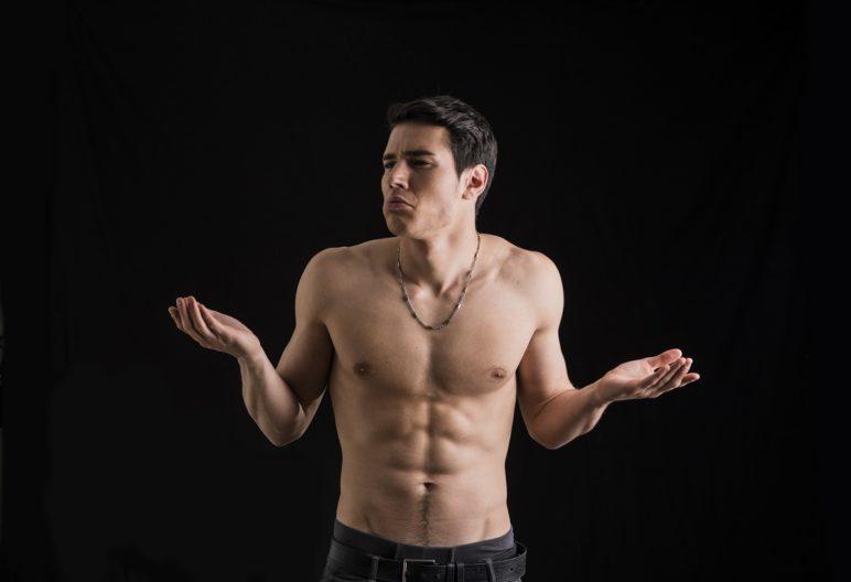 Los musculitos no somos rubias