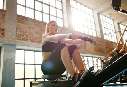 El remo es uno de los deportes que adelgazan más que el running (iStock)
