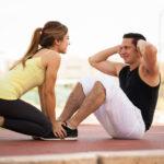 10 ejercicios que puedes hacer con tu chica