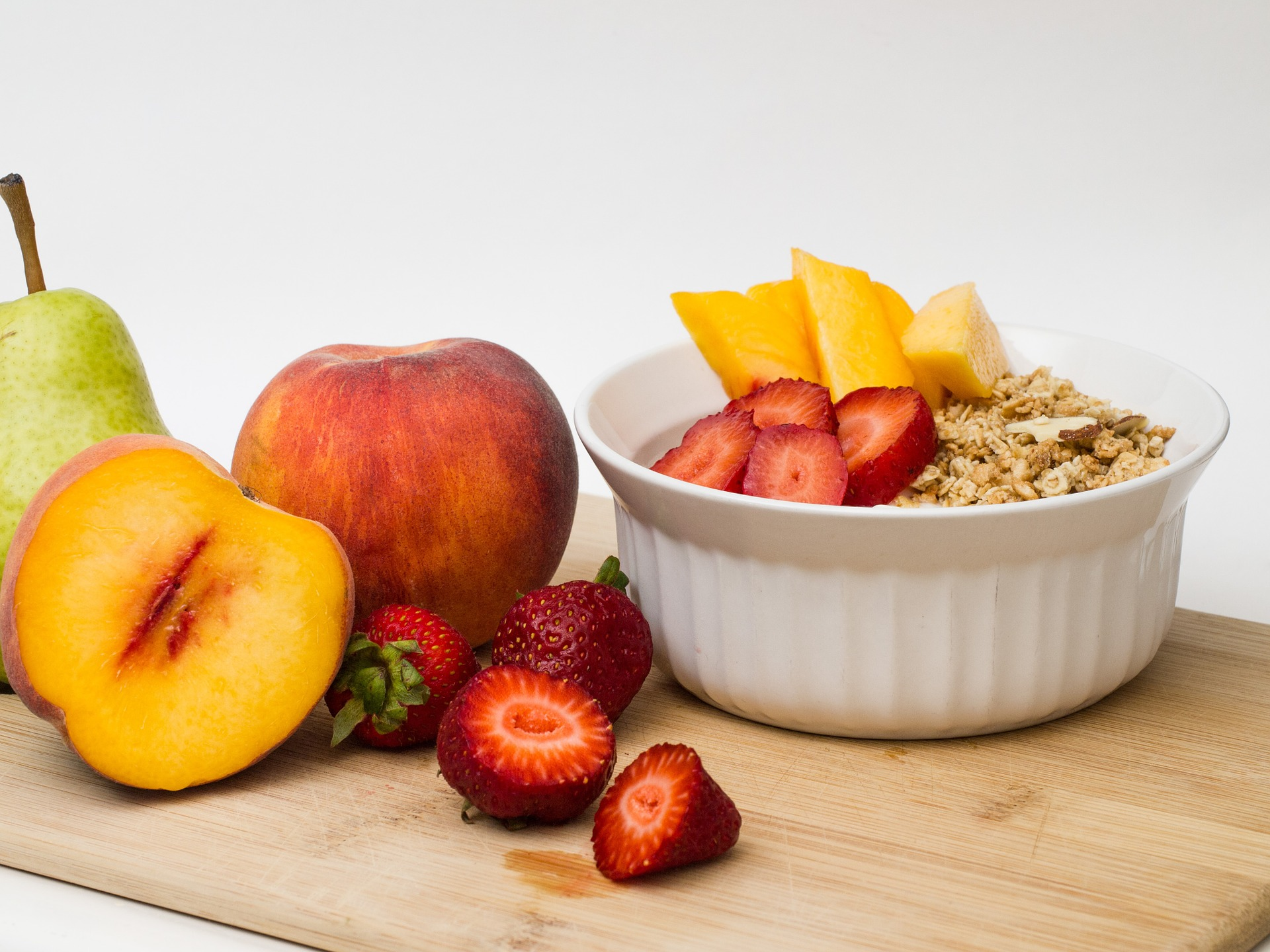 Un yogur aporta vitamina C, calcio y proteínas (Pixabay)