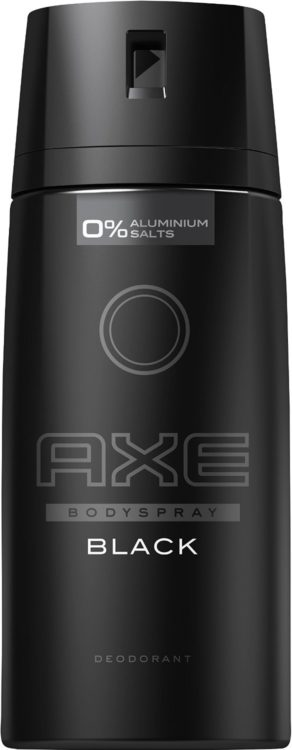 Axe Black, un clásico (Amazon)