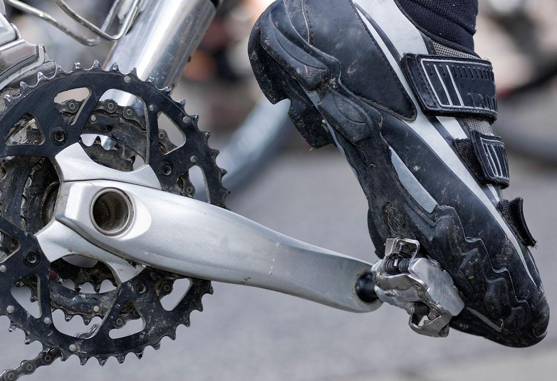 Las calas mejoran la experiencia sobre la bici (iStock)
