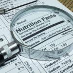 Cómo leer la tabla nutricional de los alimentos