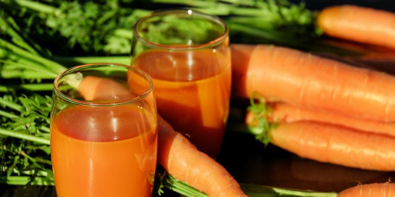 Las zanahorias previenen la caída del pelo (Pixabay)