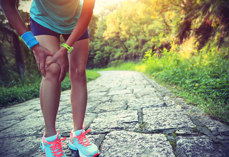 Debes cuidar tus rodillas para evitar lesiones (iStock)