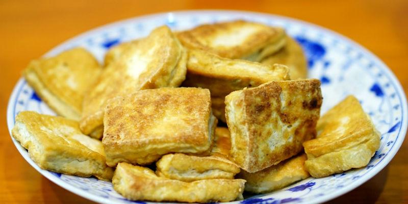El tofu es una fuente de calcio ideal para vegetarianos (Pixabay)