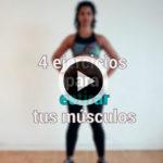 4 ejercicios para estirar tus músculos