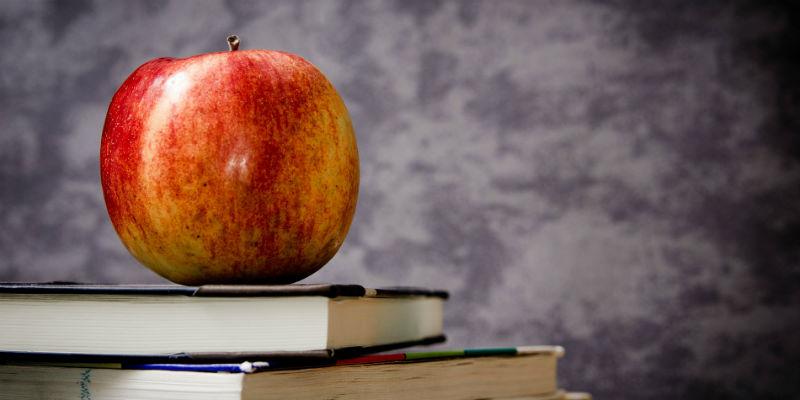 El contenido en fructosa, un azúcar natural, de la manzana provee al cerebro de nutrientes para comenzar la actividad diaria. (Pixabay)