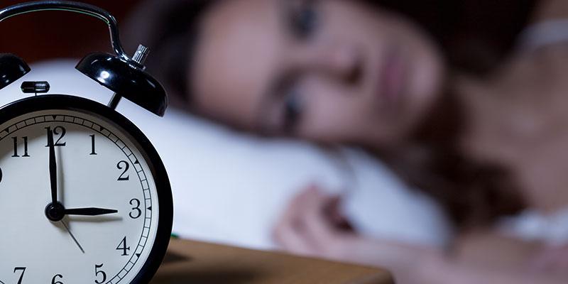 El sobreentrenamiento puede provocar insomnio. (iStock).