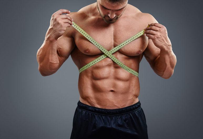 Antes de ir a por el six pack hay que perder peso. (iStock).