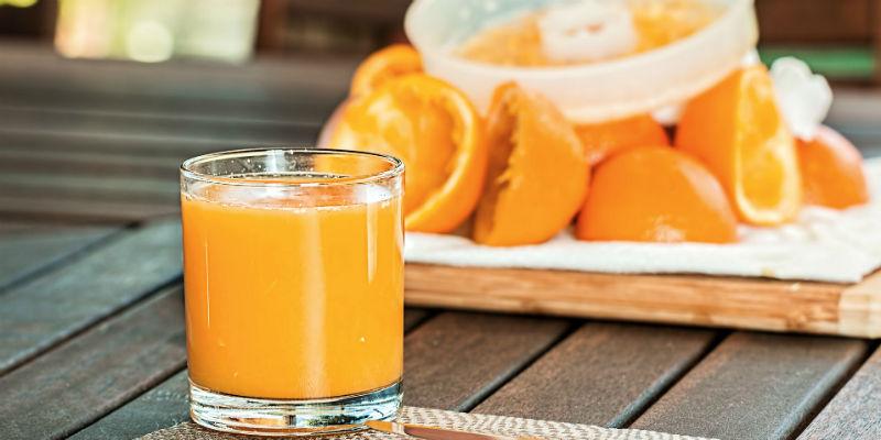 Naranjas (Pixabay)