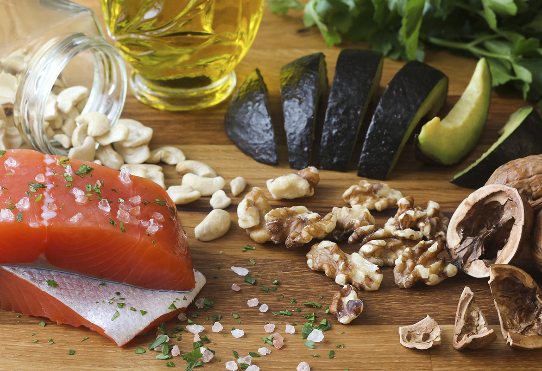 Dieta Ketogénica (iStock)