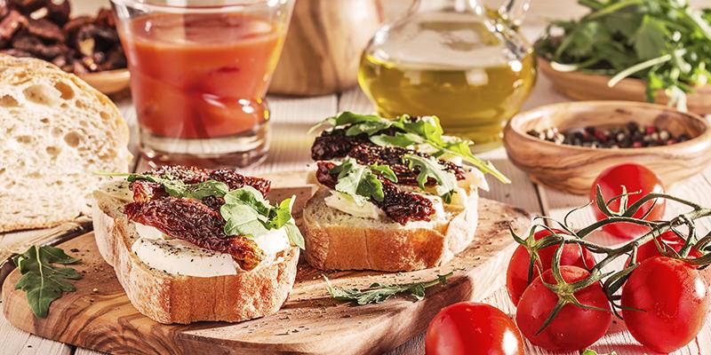 Dieta mediterranea (iStock)