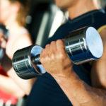 5 ejercicios para bíceps en casa