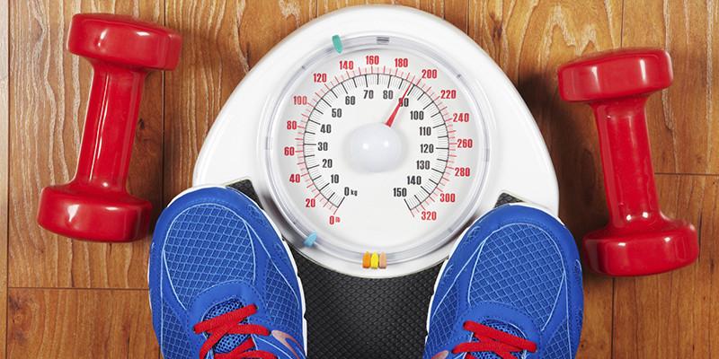 No sólo hay que fijarse en el peso perdido (iStock)