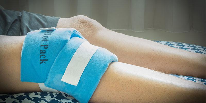 Frío en la zona dolorida es uno de los remedios caseros para superar las agujetas (iStock)