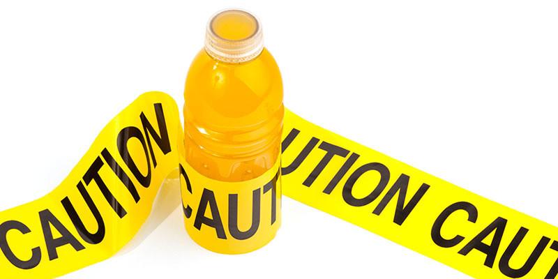 No todas las bebidas isotónicas son iguales (iStock) text1