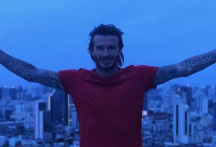 David Beckham, un icono mundial (Instagram)