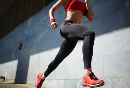 Con el running se queman más calorías que con el spinning (iStock)