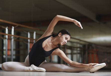 El Ballet Fit la nueva moda del fitness (iStock)