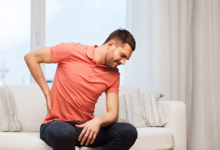 El dolor de espalda es uno de los más incómodos que se pueden padecer (iStock