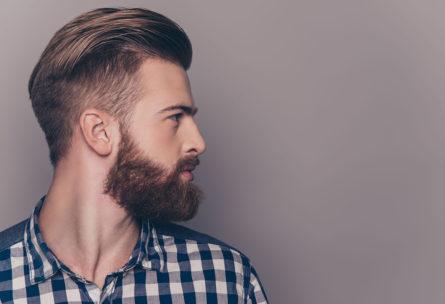 Existen algunos trucos para hacer que la barba crezca fuerte y sana (iStock)